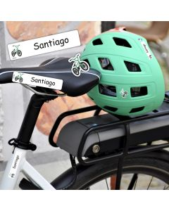 Pegatinas para bicicletas