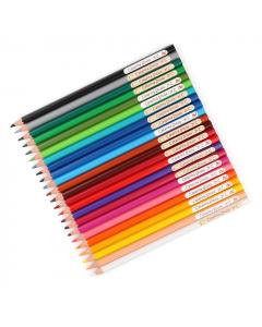 Adhesivos Para Lápices y Bolígrafos - 4,6x0,6 cm