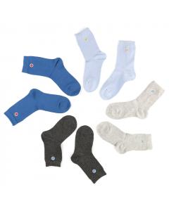Etiquetas termoadhesivas redondas para emparejas calcetines