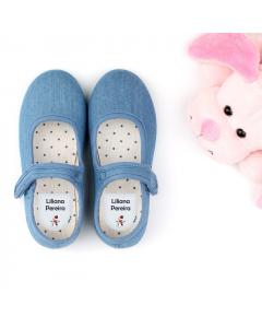 Etiquetas para calzado
