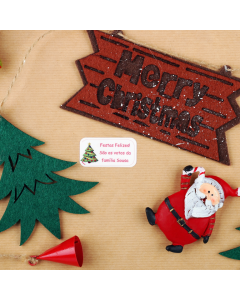Autocolantes Natal