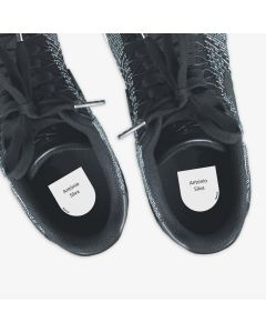 Etiquetas Calçado Idosos