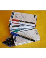 Bolígrafo resistente al agua